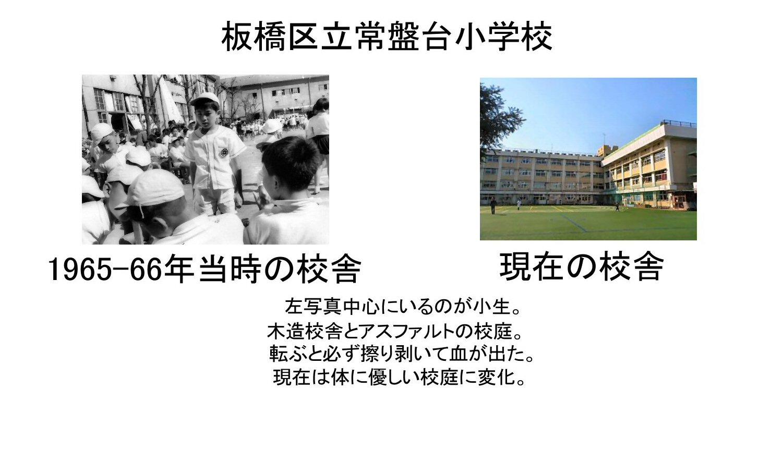 1965年から50年